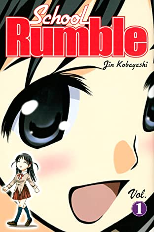 School Rumble Tome 1