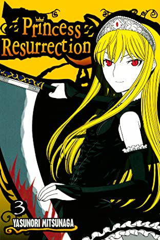 Princess Resurrection Vol. 3