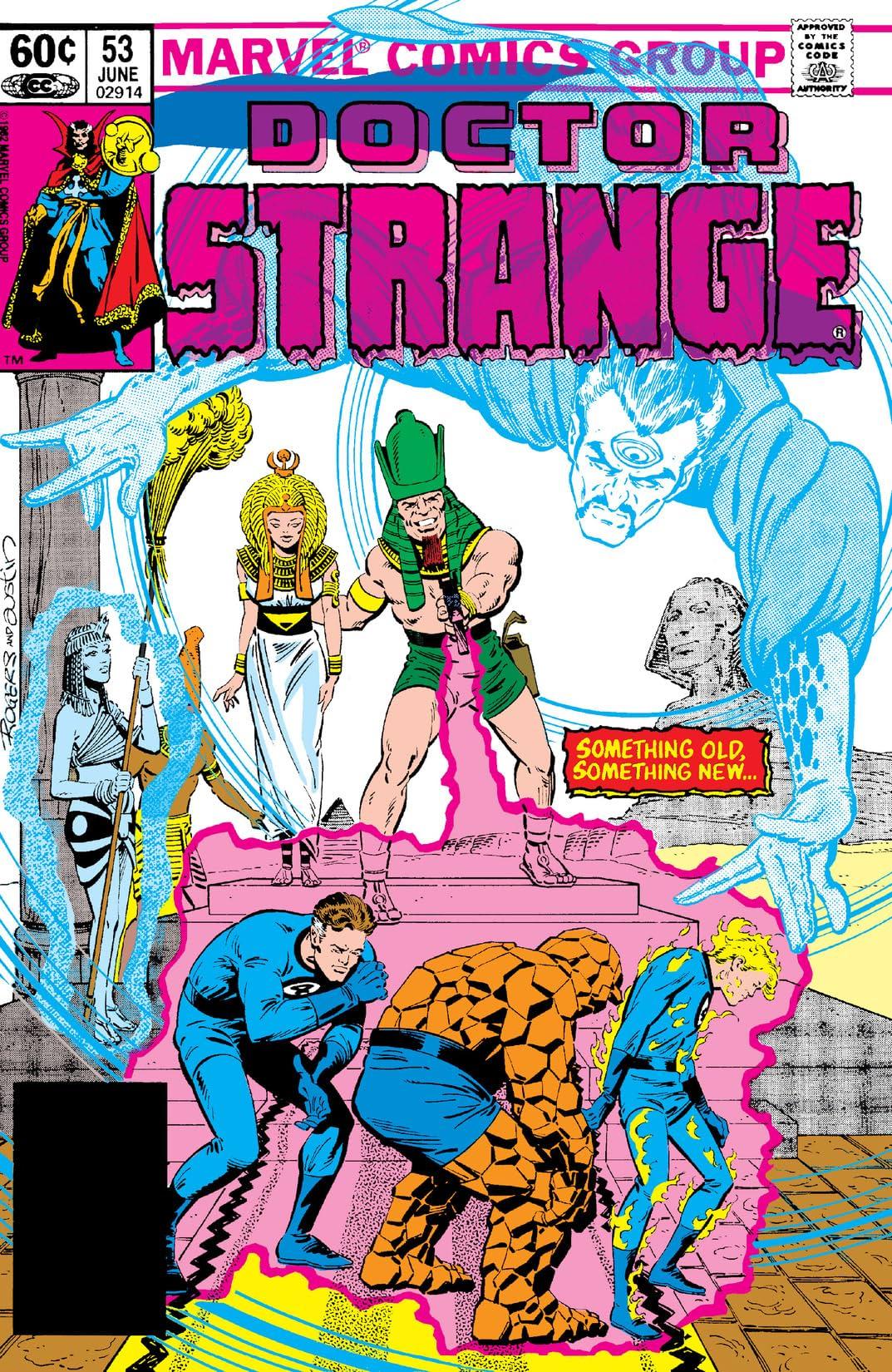 Doctor Strange (1974-1987) #53