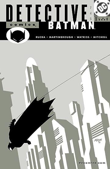 Detective Comics (1937-2011) #745