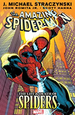 Amazing Spider-Man Vol. 4: Life & Death of Spiders