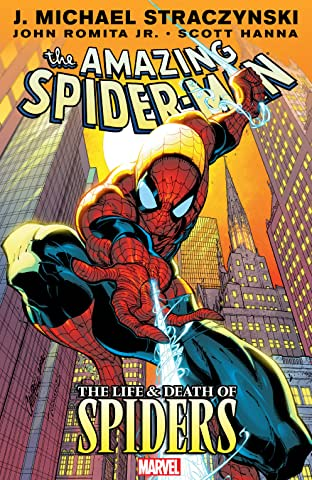 Amazing Spider-Man Tome 4: Life & Death of Spiders