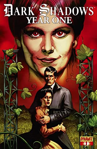 Dark Shadows: Year One #1: Digital Exclusive Edition