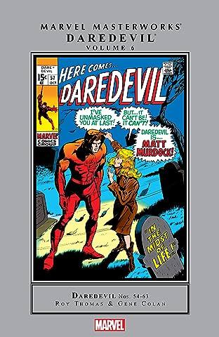 Daredevil Masterworks Tome 6