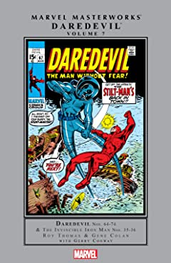 Daredevil Masterworks Vol. 7