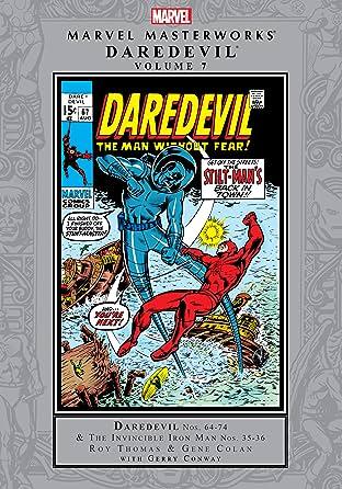Daredevil Masterworks Tome 7