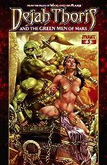 Dejah Thoris and the Green Men of Mars #3