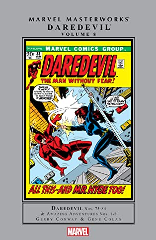 Daredevil Masterworks Vol. 8