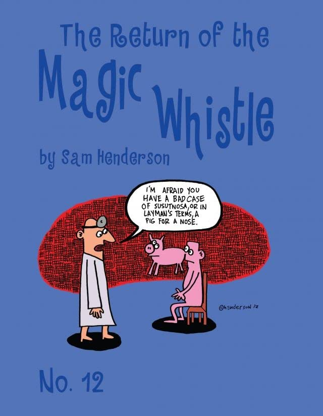 Magic Whistle No.12
