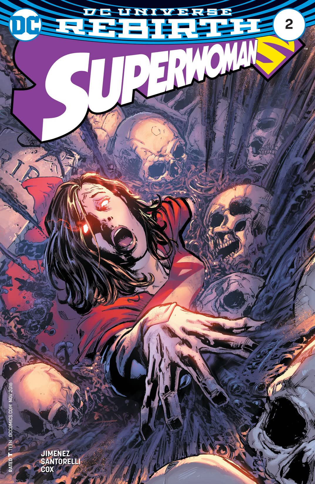 Superwoman (2016-2017) #2