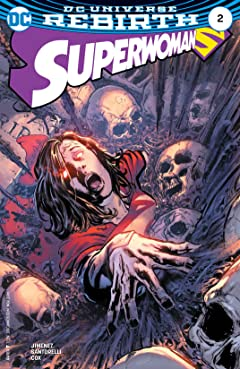 Superwoman (2016-2017) No.2