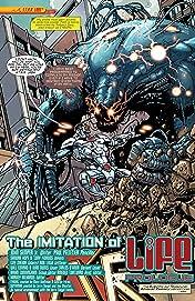 Cyborg: Rebirth (2016) #1