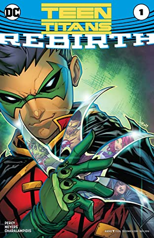 Teen Titans: Rebirth (2016) No.1