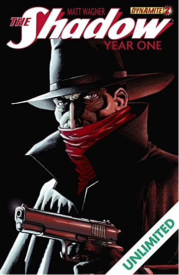 The Shadow: Year One #2 (of 10): Digital Exclusive Edition