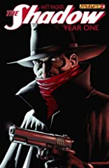 The Shadow: Year One #2: Digital Exclusive Edition