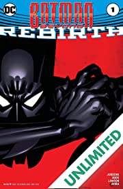 Batman Beyond: Rebirth (2016) #1