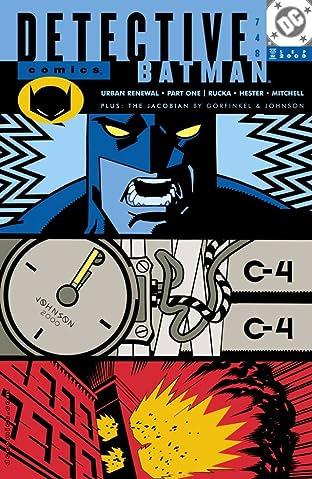 Detective Comics (1937-2011) #748