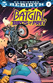 Batgirl and the Birds of Prey (2016-) #2