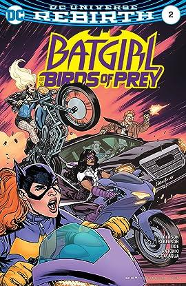 Batgirl and the Birds of Prey (2016-2018) No.2