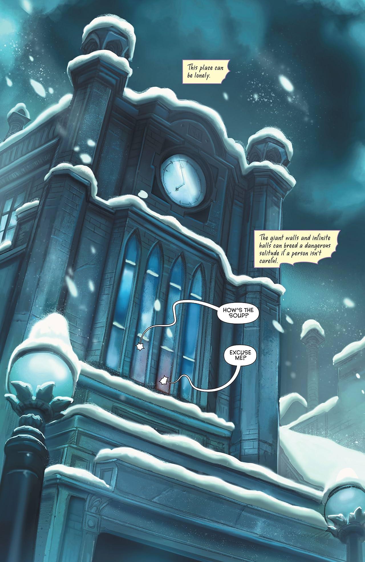 Gotham Academy: Second Semester (2016-2017) #1