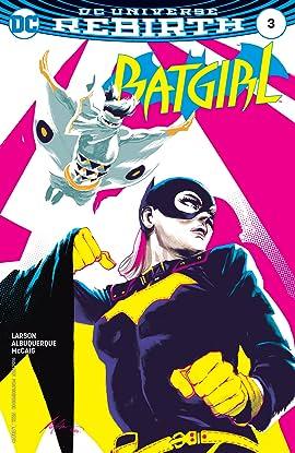 Batgirl (2016-) #3
