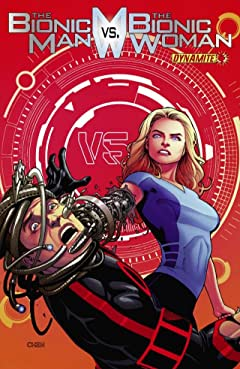 The Bionic Man vs. The Bionic Woman #4