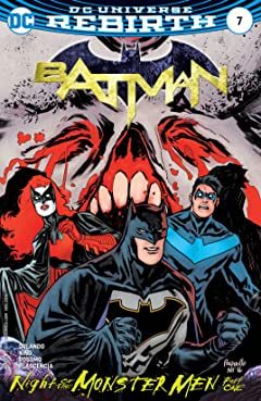 Batman (2016-) #7