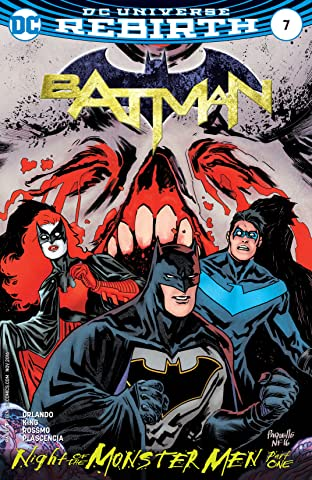 Batman (2016-) No.7