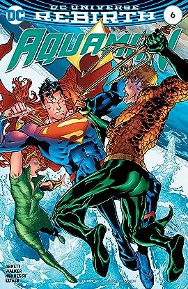 Aquaman (2016-) No.6