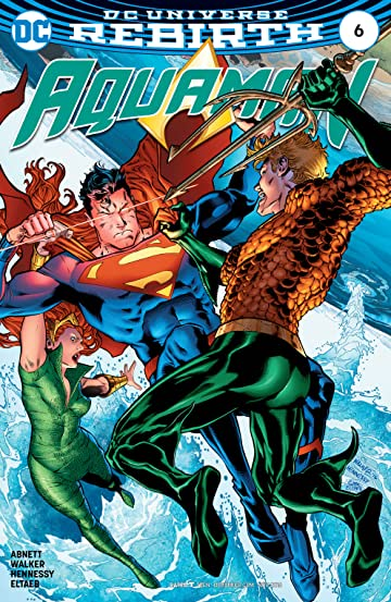 Aquaman (2016-) No.6