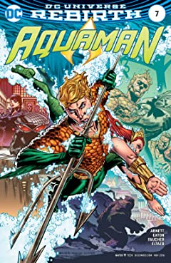 Aquaman (2016-) No.7