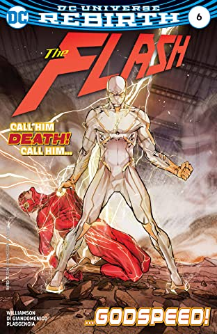 The Flash (2016-) No.6