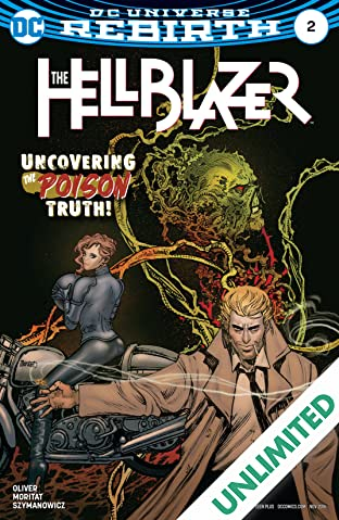The Hellblazer (2016-2018) #2