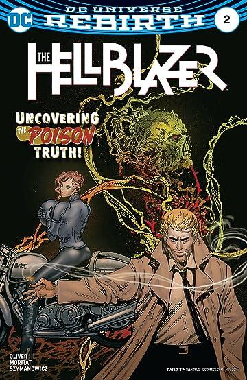 The Hellblazer (2016-) #2