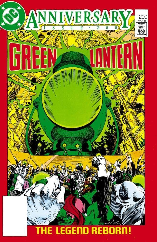 Green Lantern (1960-1986) #200