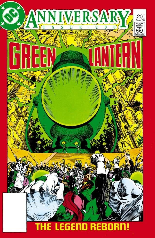 Green Lantern (1976-1986) #200
