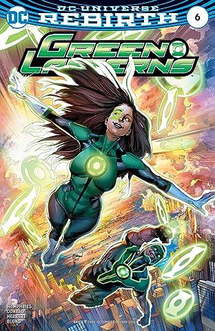 Green Lanterns (2016-) No.6