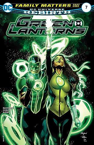 Green Lanterns (2016-) No.7