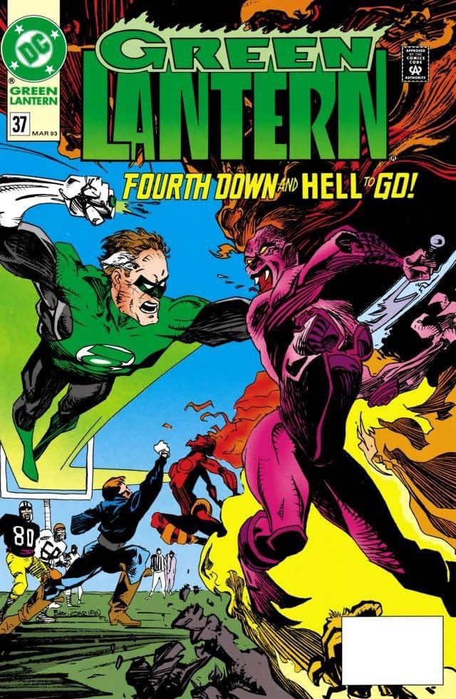 Green Lantern (1990-2004) #37