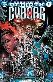 Cyborg (2016-) #1