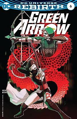 Green Arrow (2016-2019) #6