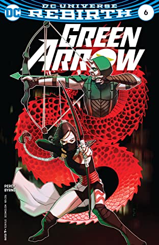 Green Arrow (2016-2019) #6