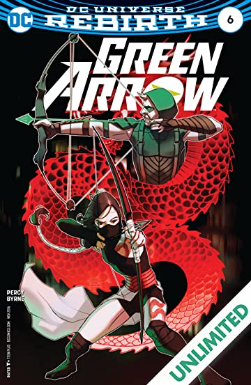 Green Arrow (2016-) #6