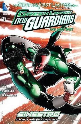 Green Lantern: New Guardians (2011-2015) #19