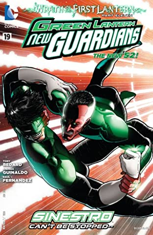 Green Lantern: New Guardians (2011-2015) #19