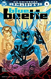 Blue Beetle (2016-2018) #1