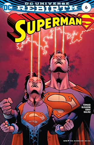 Superman (2016-) No.6