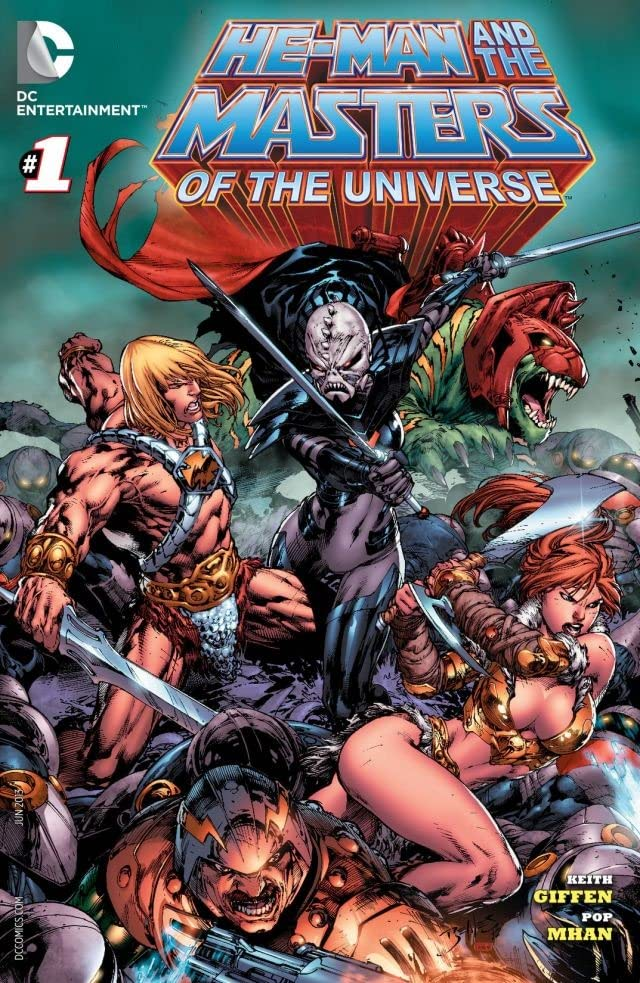 He-Man and the Masters of the Universe (2013-) #1