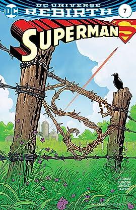 Superman (2016-2018) #7