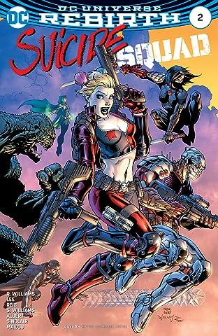 Suicide Squad (2016-) #2